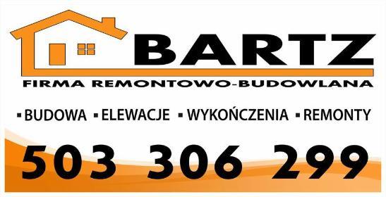 BARTZ Bartłomiej Wylężek - Elewacje i ocieplenia Orzech