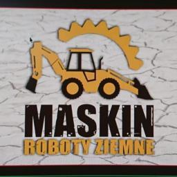 Maskin Roboty Ziemne - Kopanie Fundamentów Wałcz