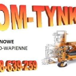 TOM TYNK usługi tynkarskie - Murarz Polany-Kolonia