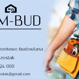 TOM-BUD firma remontowo-budowlana - Usługi Budowlane Świątniki dolne