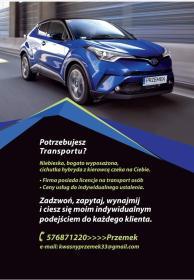 Transport Przemo - Firma transportowa Bielsko-Biała