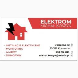 ELEKTROM Michał Koszyk - Gniazda Elektryczne Nowy Sącz