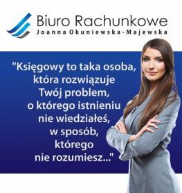 Biuro Rachunkowe Joanna Okuniewska-Majewska - Biuro rachunkowe Toruń