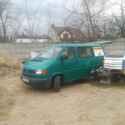 Posadzki Maszynowe Radosław Lisiecki - Usługi Trzęśniew mały