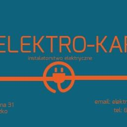 ELEKTRO-KAP - Montaż oświetlenia Jaszkowa górna