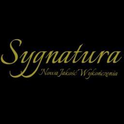 Sygnatura - Stolarnia Kraków