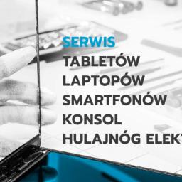 Serwis komputerów, telefonów, internetu Poznań 1