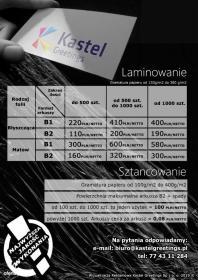 Kastel Greetings Sp. z o. o. - Drukarnia Łambinowice