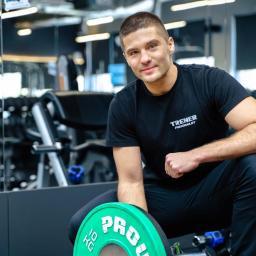 Eryk Ciesłowski - Sporty walki, treningi Warszawa