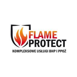 FLAME PROTECT KOMPLEKSOWE USŁUGI BHP I PPOŻ S.C. - BHP, ppoż, bezpieczeństwo Warszawa
