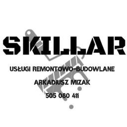 Arkadiusz Mizak SKILLAR - Zabudowa Balkonu w Bloku Dębnica Kaszubska