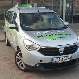 Eco Taxi Olawa - Firma transportowa Oława