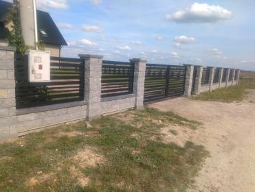 Fence-Steel - Wykonywanie Ogrodzeń Cierno-Zaszosie