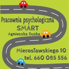 Pracownia Psychologiczna SMART przy WORD Agnieszka Suska - Psycholog Słupsk