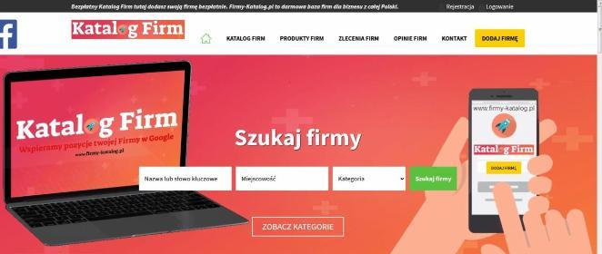 Katalog Firm - Projektowanie logo Solec Kujawski