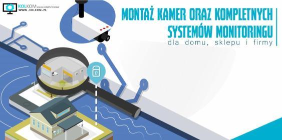KolKom Usługi Komputerowe Barotsz Kołek - Instalacje Szczytna