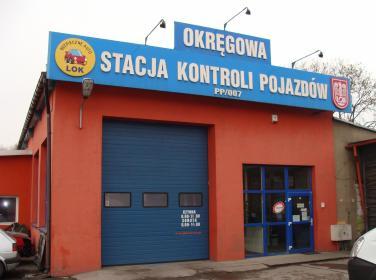 Okręgowa Stacja Kontroli Pojazdów Liga Obrony Kraju - Przeglądy i diagnostyka pojazdów Piła