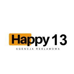 Happy 13 - Projektowanie logo Bielsko-Biała