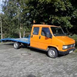 Tomasz Nadolny - Transport samochodów Wejherowo