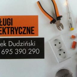 Jacek Dudziński elektryk - Oświetlenie Domu Lipno