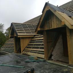 Wymiana dachu Lubomierz 11