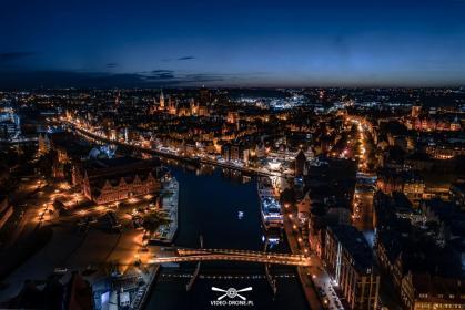 VIDEO-DRONE Robert Chmielecki - Kamerzysta Gdańsk
