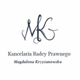 Kancelaria Radcy Prawnego Magdalena Krzyżanowska - Radca Prawny Szczecin
