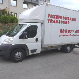 FHU Luxton - Firma transportowa Lublin