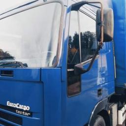 Usługi Transportowe KJS - Transport ciężarowy krajowy Sokółka
