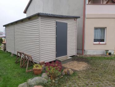 KASHUB drewniane domy letniskowe - Domy Góralskie Puck