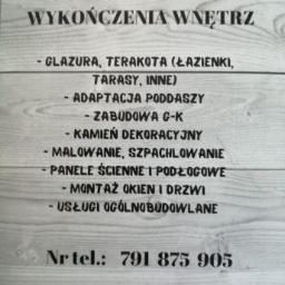 KSW wykończenia wnętrz - Firma Remontowa Lublin