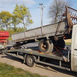 SZERZYNY Pomoc Drogowa HOLOWANIE Laweta transport OŁPINY - Transport Szerzyny