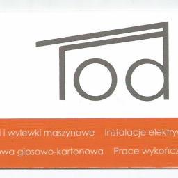 F.H.U.TODA - Tynki Maszynowe Kalety