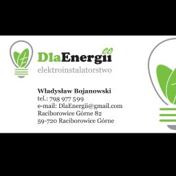 DlaEnergii - Montaż oświetlenia Raciborowice Górne