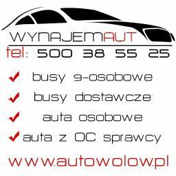 Wynajem Aut Wołów - Wypożyczalnia samochodów Wołów