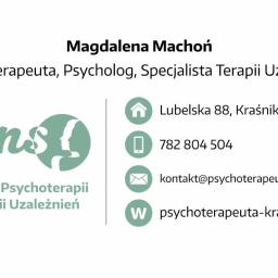 Gabinet Psychoterapii i Terapii Uzależnień SENS - Leczenie Odwykowe Kraśnik