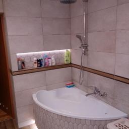 USŁUGI BUDOWLANE - Remont łazienki Błażek