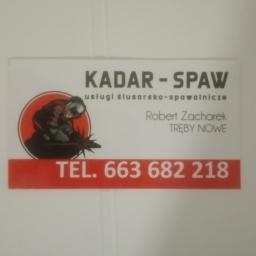 Usługi ślusarsko-spawalnicze DAKAR-SPAW - Szlifierz Budzisław Kościelny