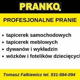 Pranko Tomasz Falkiewicz - Pranie Kanapy Starachowice