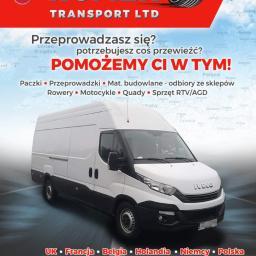 Romek Transport ltd - Przeprowadzki międzynarodowe Walsall