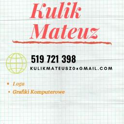 Mateusz Kulik - Tworzenie Logo Góra