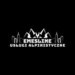 EMESLINE Usługi Alpinistyczne Marek Śladewski - Odśnieżanie dachów Warszawa
