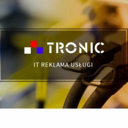 TRONIC s.c. - Strona Internetowa Gliwice
