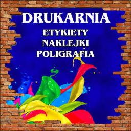Drukarnia ej-druk - Naklejki Szczecin