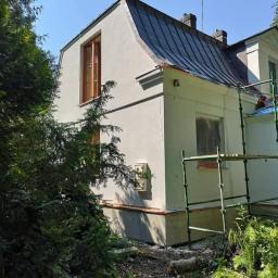 Usługi Budowlane - Wykonanie Elewacji Pruszków