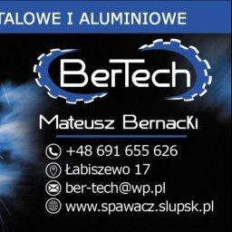 Ber-Tech Mateusz Bernacki - Wykonywanie Ogrodzeń Dębnica Kaszubska