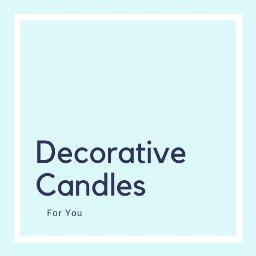 Decorative Candles For You. Świece dekoracyjne i zapachowe. - Dekoracje świąteczne Łódź
