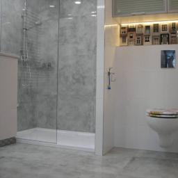 łazienki remonty kompleksowe
