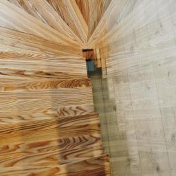 Schody drewniane Wierzchowo 4