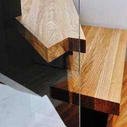 Schody drewniane Wierzchowo 8